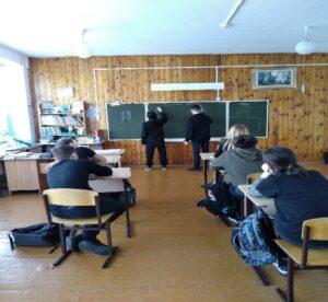 Подготовка к экзаменам.