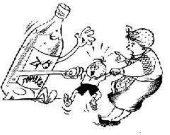 Основные правила для родителей по профилактике употребления алкоголя несовершеннолетними.