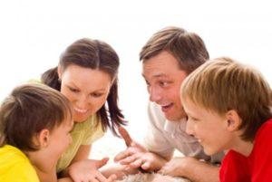 Консультация для родителей «Доверительные взаимоотношения родителей и детей через общение»
